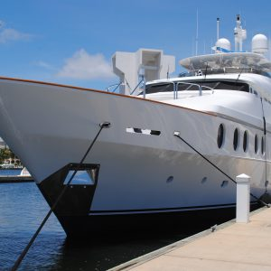 Luxury Sailboat Wedding